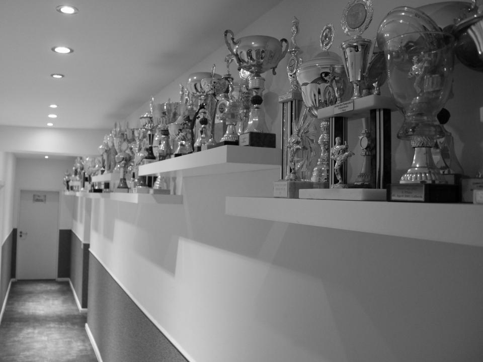 YU Sport Studio Empfangsbereich 3
