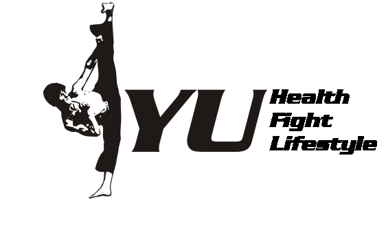 YU Sport Studio Logo BW