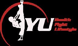 YU Sport Studio Logo White